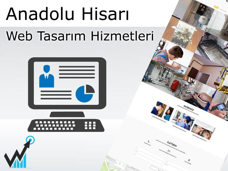 Anadolu Hisarı Web Tasarım